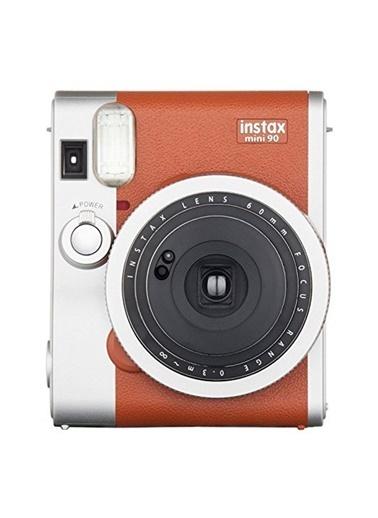 Fujifilm Instax Mini 90 Neo Classic Fotoğraf Makinesi Kahve